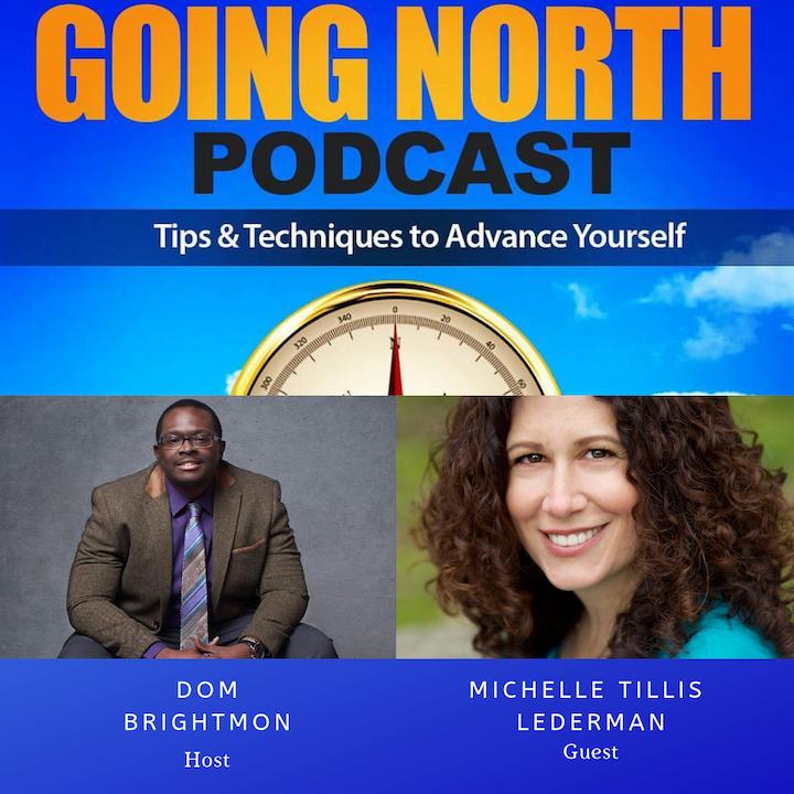 """147 - """"The Connector's Advantage"""" with Michelle Tillis Lederman (@mtlederman)"""