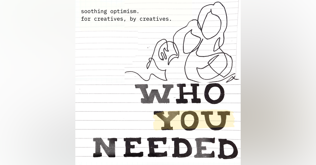 Who You Needed Newsletter Signup