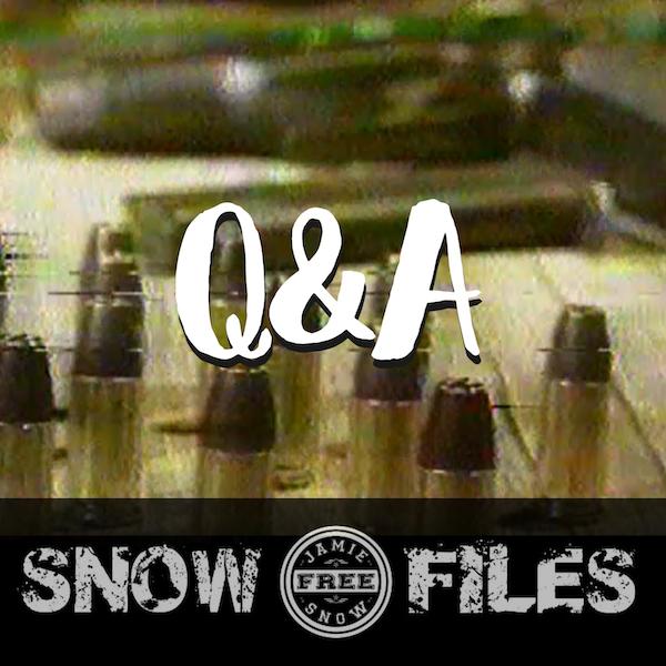S2-EP39: Q&A Part 2 - It's Shot Rocket Science