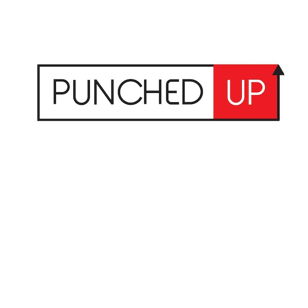 Punched Up Image