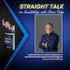 Straight Talk on Leadership with Dean Crisp Album Art