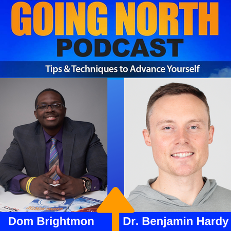 """258 – """"Personality Isn't Permanent"""" with Dr. Benjamin Hardy (@BenjaminPHardy) Image"""