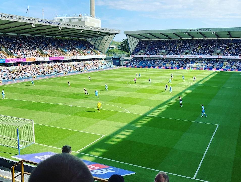 Total Cov Blog #9 - Millwall 1-1 Coventry City, 18.09.2021.