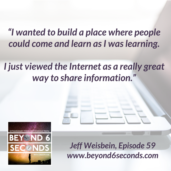 Episode 59: Jeff Weisbein – The evolution of BestTechie, a 15-year-old digital media company Image