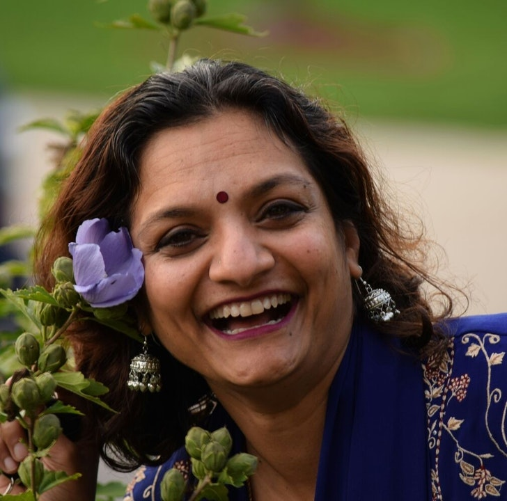 Being your most authentic self with Malini Sarma