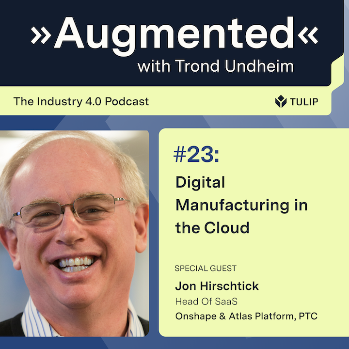 Episode image for Digital Manufacturing in the Cloud