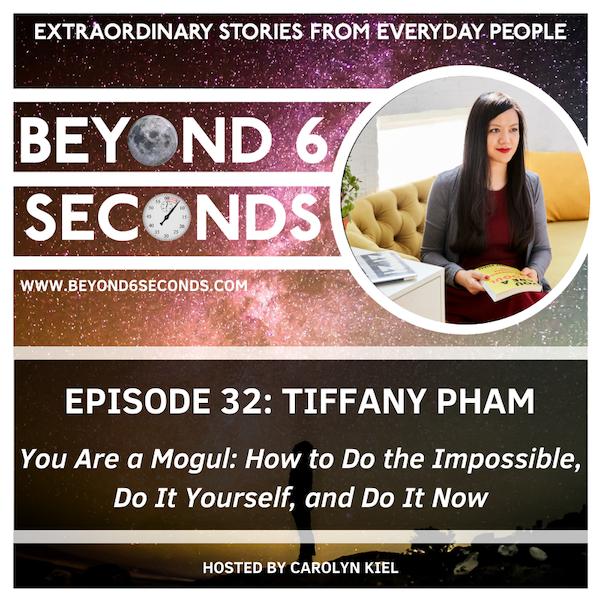 Episode 32: Tiffany Pham – You Are a Mogul Image