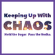Keeping Up With Chaos Podcast Album Art