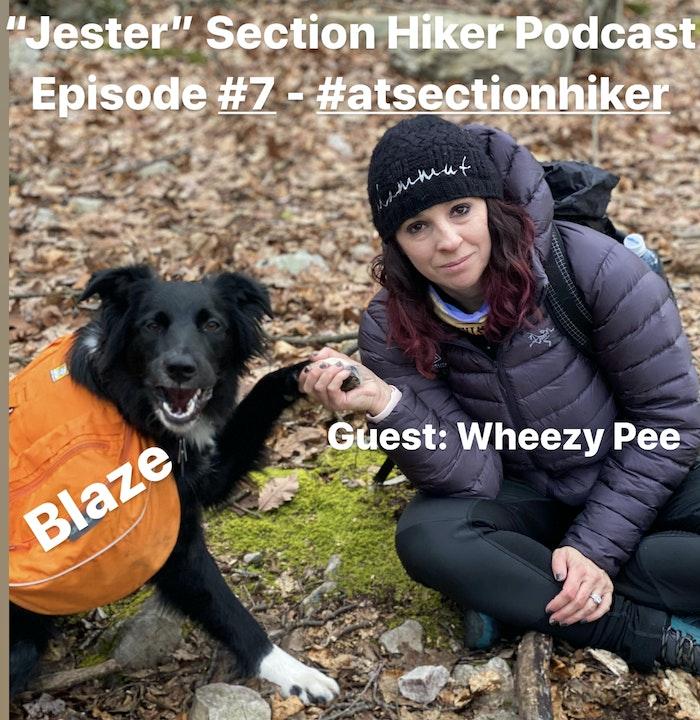 Episode #7 - Maria Wishart (Wheezy-Pee)