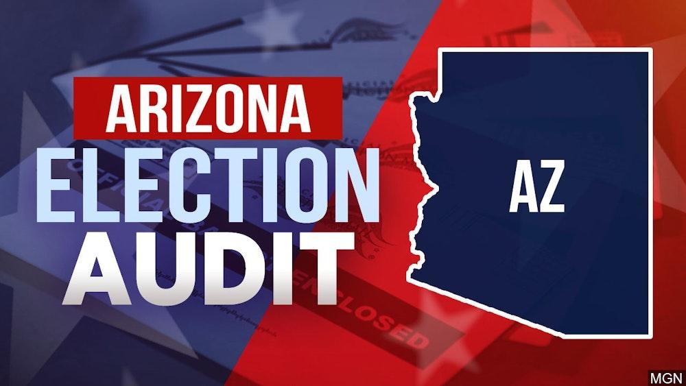 Arizona Audit Ending