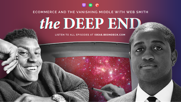 Ecommerce and the Vanishing Middle with Web Smith Image