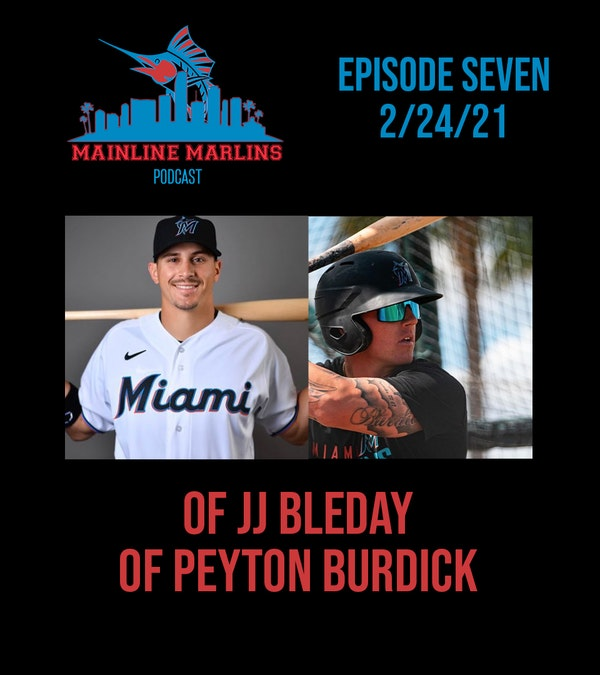 Episode 7 of the Mainline Marlins Podcast with Tommy Stitt Image