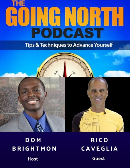 """94 - """"Be Bold, Never Old!"""" with Rico Caveglia Image"""