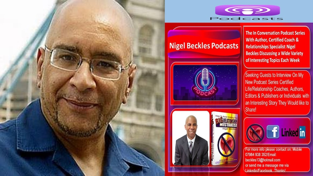 EXCLUSIVE! Lee Jasper Award Winning Anti-Racist & Human Rights Activist also former Deputy Mayor of London