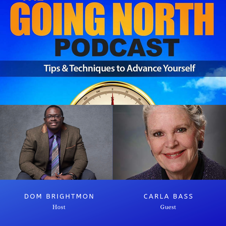"172 - ""Write to Influence"" with Carla Bass (@CarlaDBassWrite)"