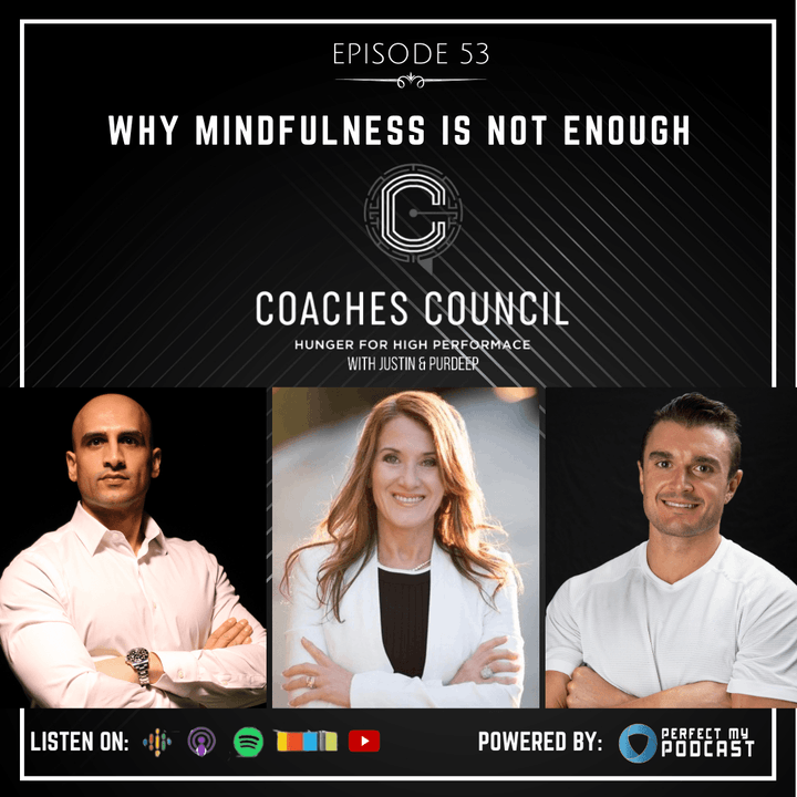 Episode image for 53: Why Mindfulness is NOT Enough with Dr. Caroline Leaf