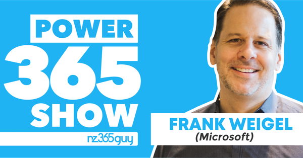 Microsoft Synapse & Customer Insights with Frank Weigel