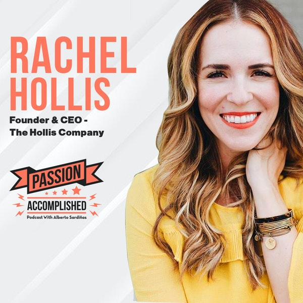 Stop apologizing for chasing your dreams with Rachel Hollis Image