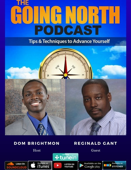 "49 - ""Serve Yourself to Greatness"" with Reginald Gant @reggieserves Image"