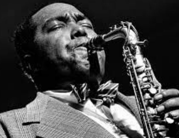 My Little Suede Shoes, Charlie Parker Image