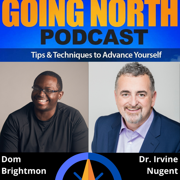 """Ep. 405 – """"Leadership Lessons From The Pub"""" with Dr. Irvine Nugent (@irvinenugent)"""