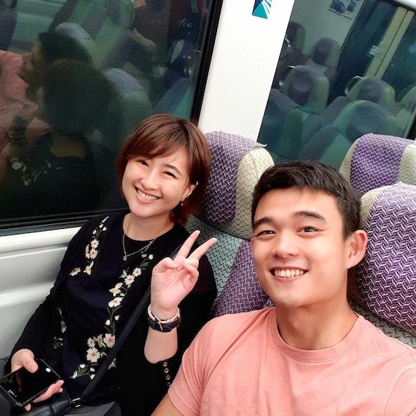 715 - Ser En Low & Liang Chun (Sendjoy) On Sending Joy to Loved Ones Image