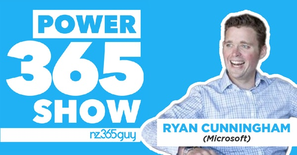 The Power Platform at scale with Ryan Cunningham
