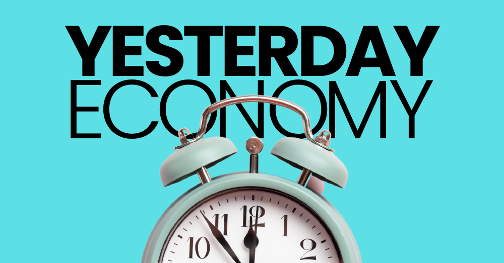 The yesterday economy – a how-to on dealing with a tight deadline