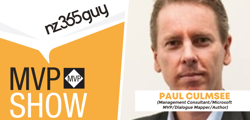 Paul Culmsee on The MVP Show