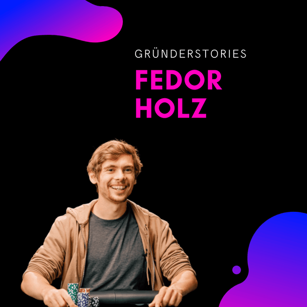 Fedor Holz, Weltklasse Pokerspieler & CEO Primed Group Image