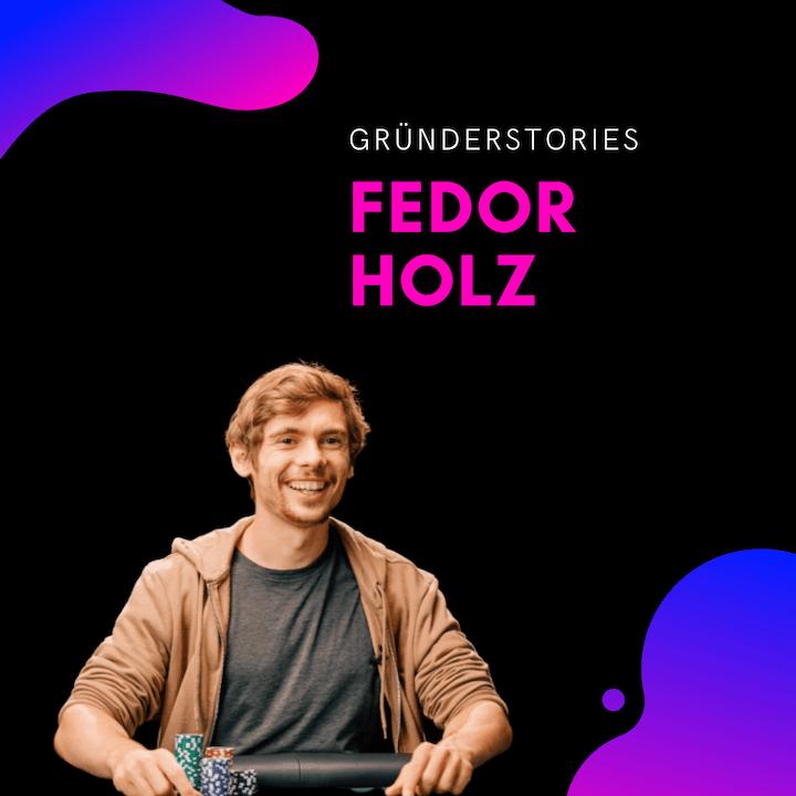 Episode image for Fedor Holz, Weltklasse Pokerspieler & CEO Primed Group
