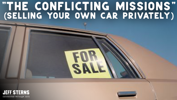 IS IT WORTH IT TO TRY TO SELL YOUR OWN CAR VS. TRADING IT? Image
