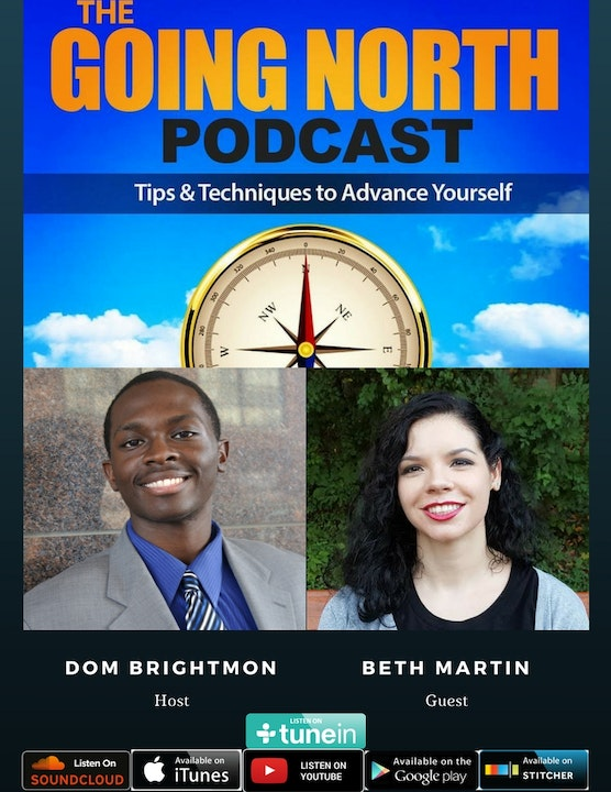 """33 - """"Inspiration, Sci-Fi, & Video Games"""" with Beth Martin (@bethmart07)"""