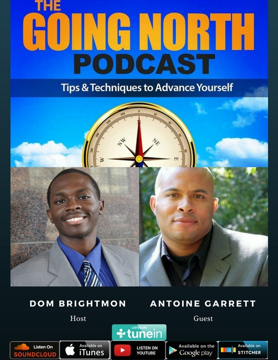 "26 - ""Prepare 4 Takeoff"" with Antoine Garrett (@TheCoachAG)"