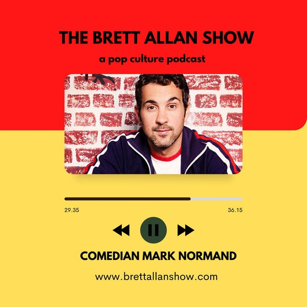 Comedian Mark Normand | Choosing Comedy to Be Understood and Accepted Image