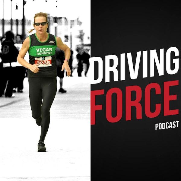 Episode 17: Fiona Oakes - Promoting Veganism through Running Image