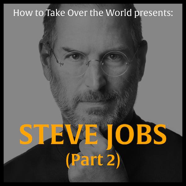 Steve Jobs (Part 2) Image