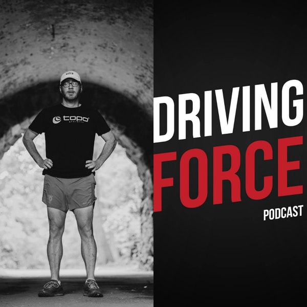 Episode 26: Kyle Robidoux - Blind ultra runner, non-profit manager, father, husband Image