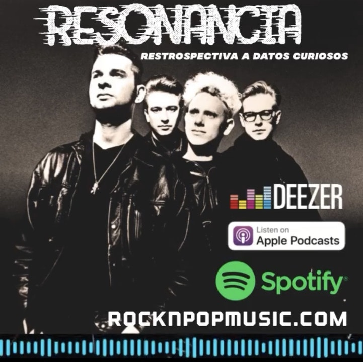 Resonancia #003 Depeche Mode