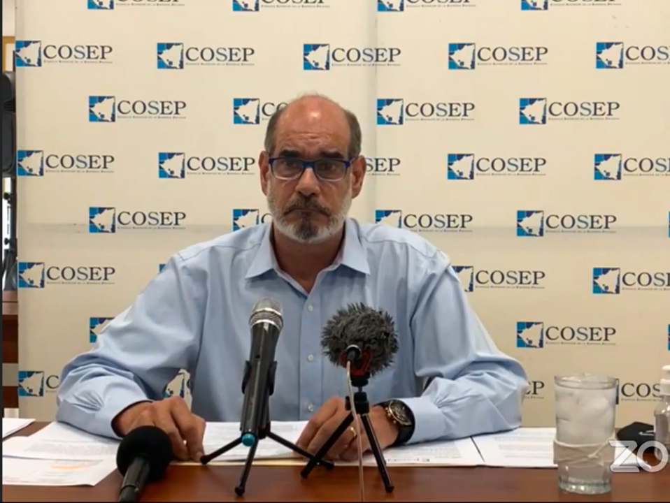 Cosep no ve viable incremento salarial en 2021