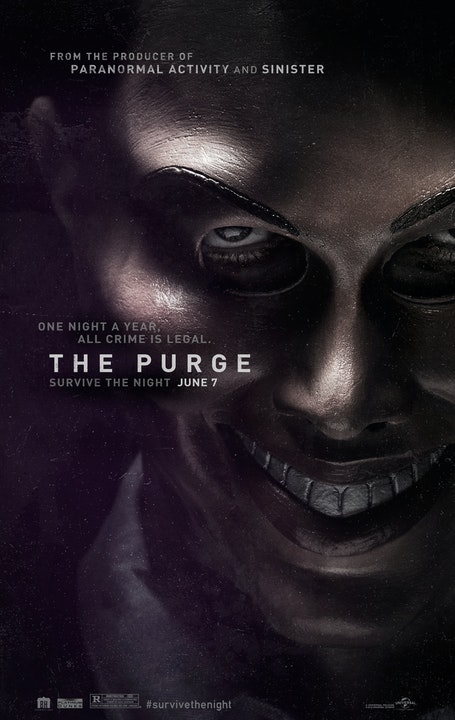 The Purge (2013) ft. Conjecture-Spouse | Discussion/Review