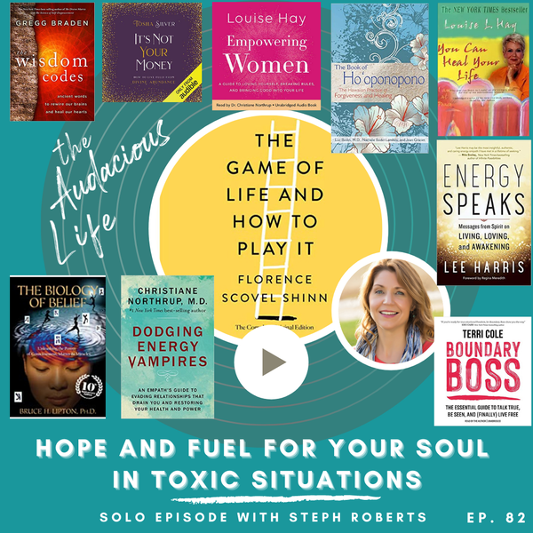 Hope and Fuel for Your Soul in Toxic Situations Image