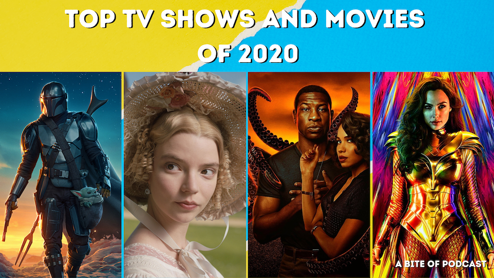 Top TV Shows and Movies of 2020