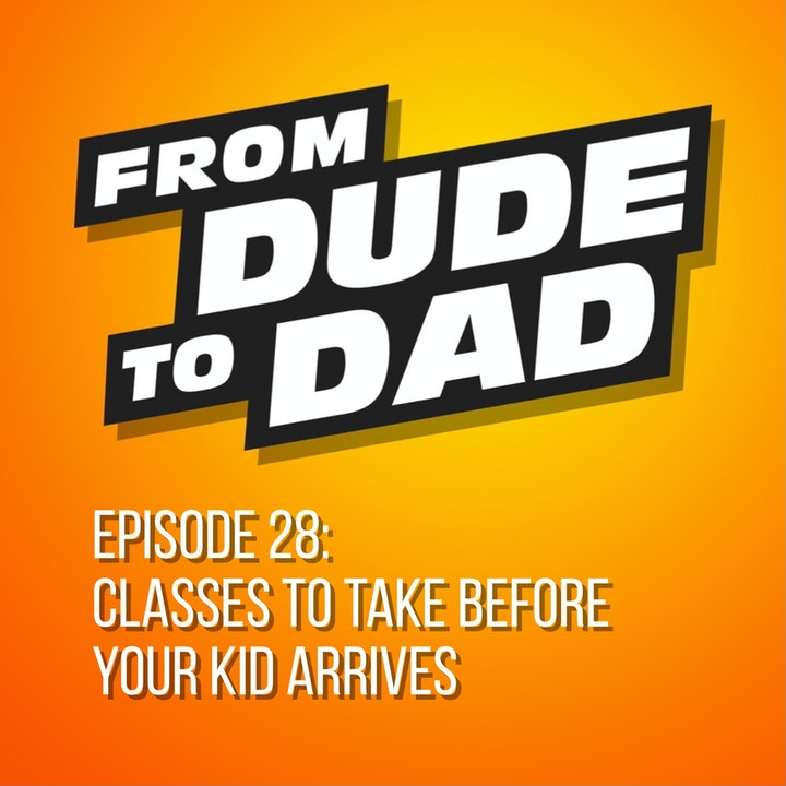 Classes To Take Before Your Kid Arrives