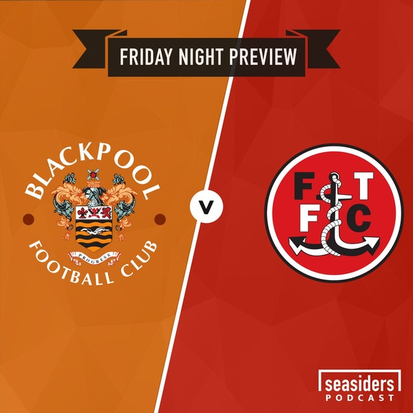 Preview : Fleetwood Town (h)