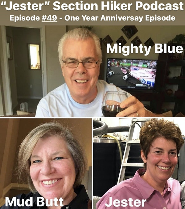 Episode #49 - Jester, Mud Butt, and Mighty Blue