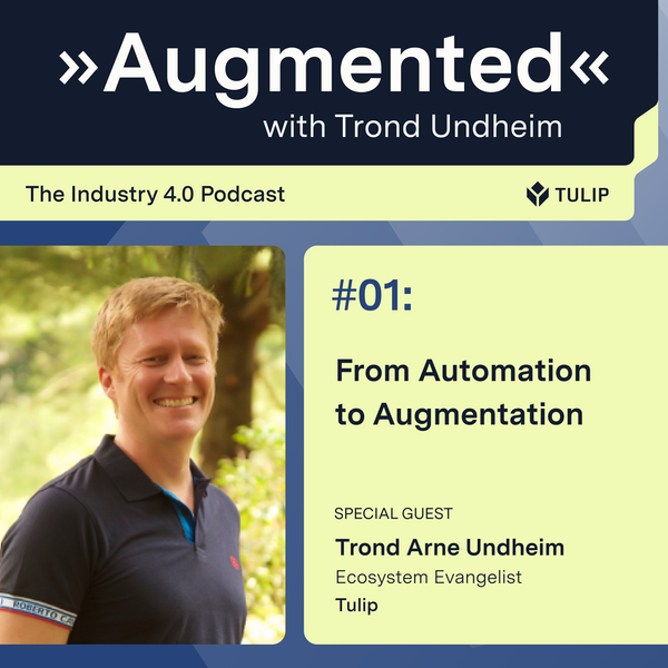 Automation to Augmentation - the podcast's vision to build a movement Image
