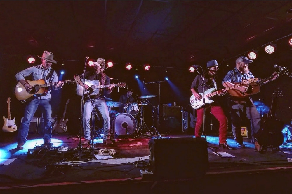 """The Wilder Blue Bring Their """"Toe Tapping Songs"""" to Sidetracks Music Hall in Huntsville, AL"""