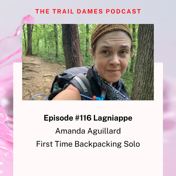 Episode #116 Lagniappe - Amanda Aguillard