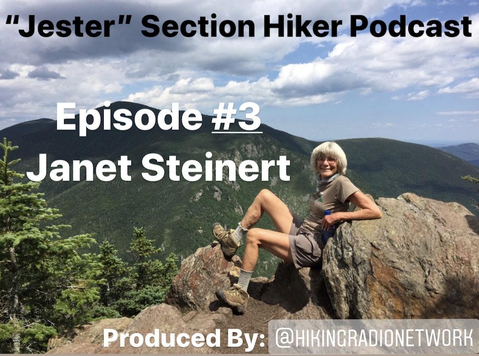 Episode #3 - Janet Steinert (Slow 'n Steady)